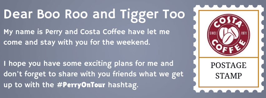 Costa Coffee #PerryOnTour