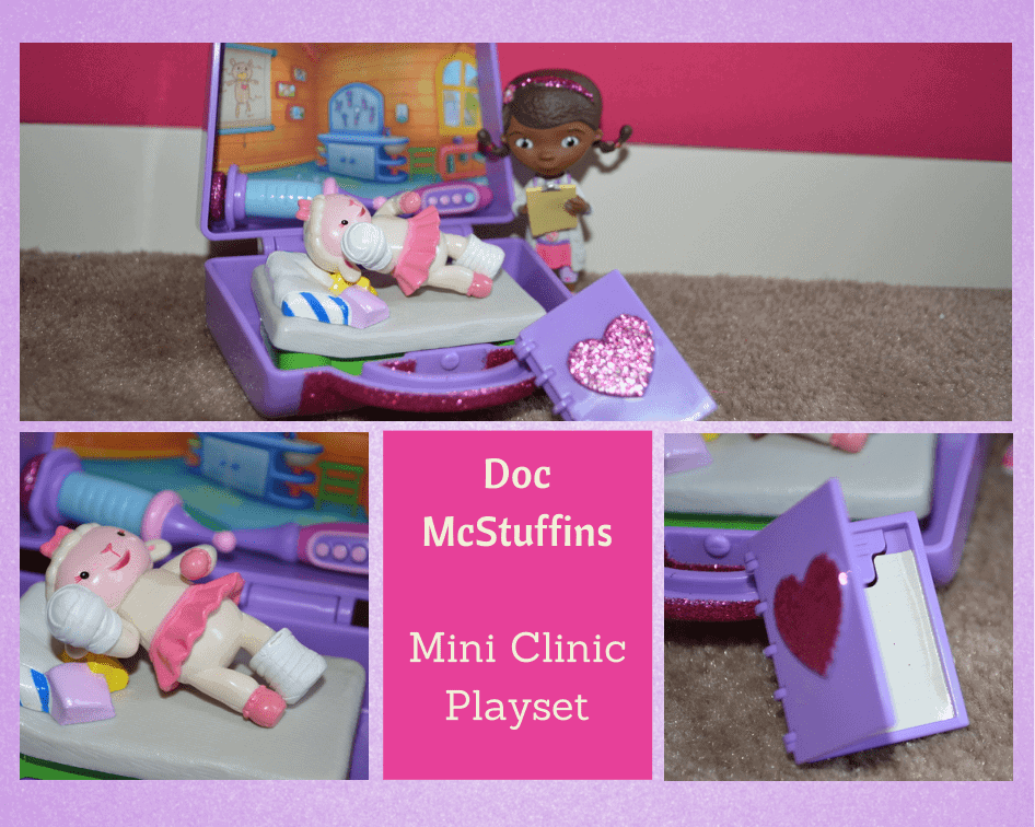 Doc McStuffins Mini Clinic Playset