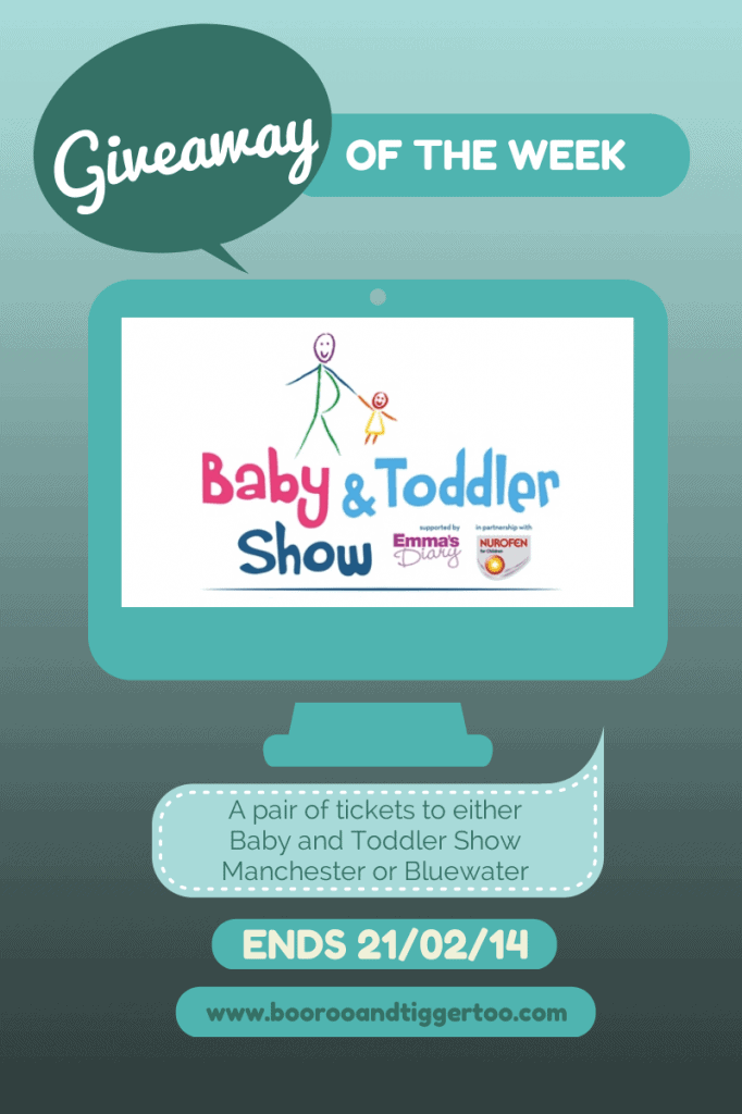 Giveaway - Baby and Toddler Show
