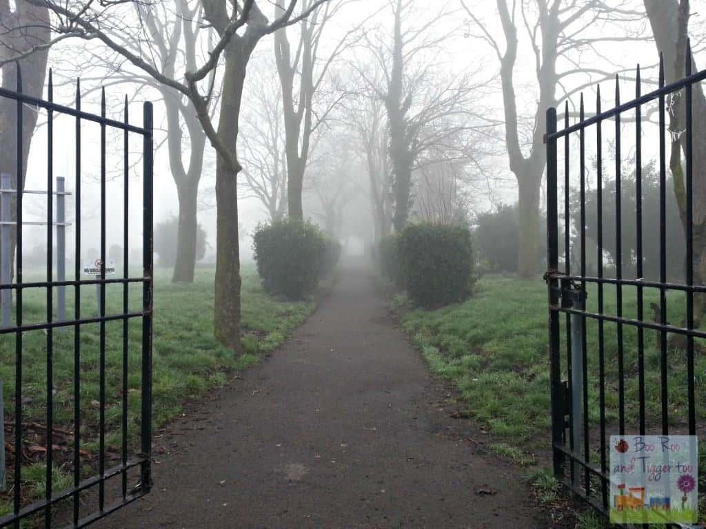 How Does Your Garden Grow - Graveyard
