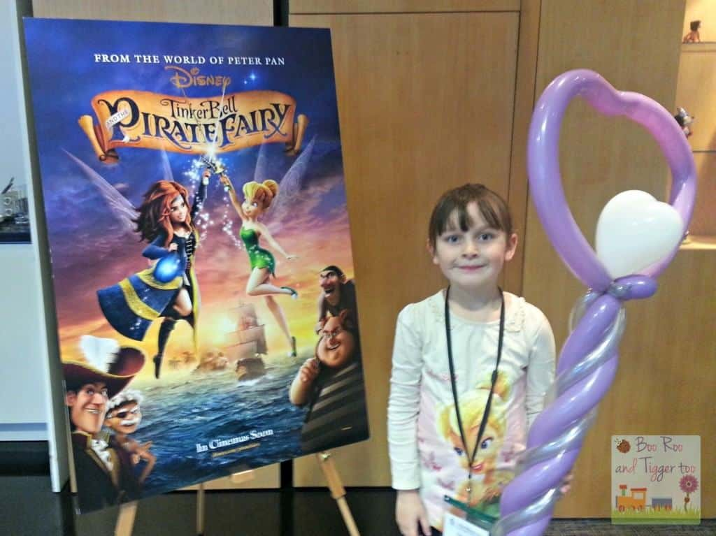 Tinker Bell and The Pirate Fairy - Roo