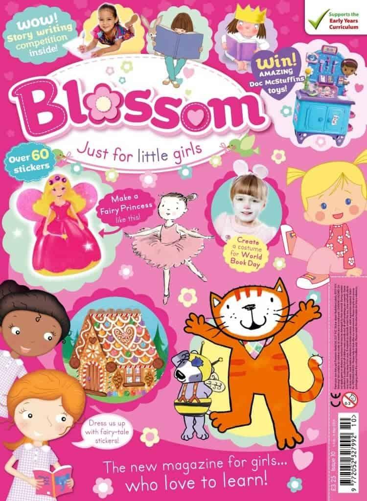 Blossom Magazine - February Cover