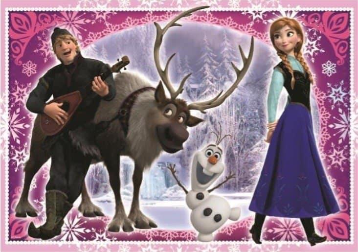 Disney Frozen Trio Jigsaw Puzzle