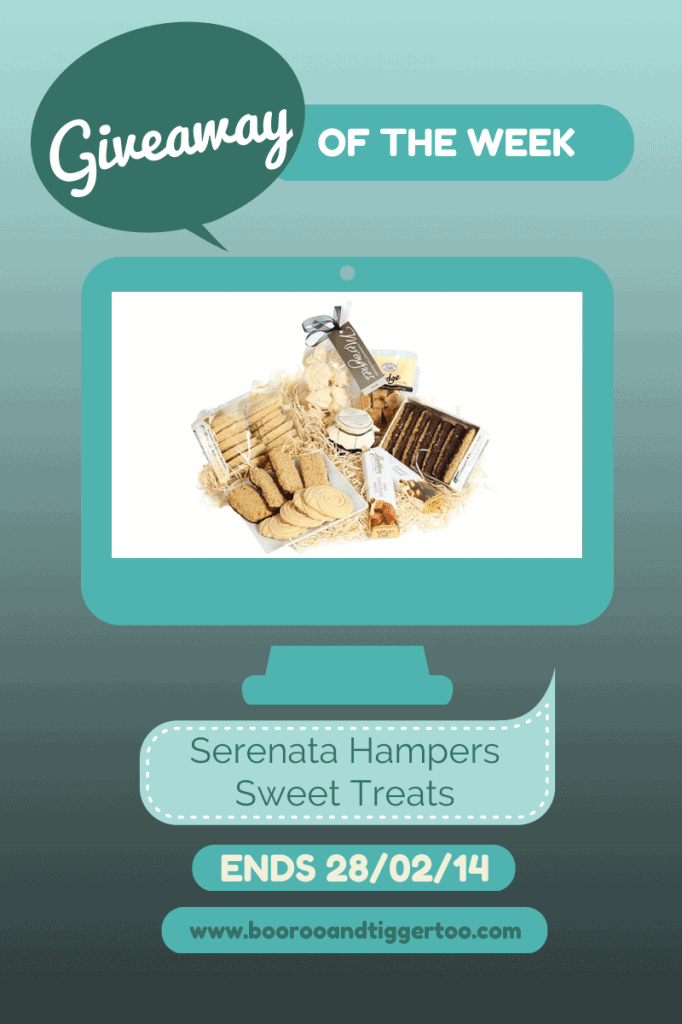 Giveaway - Serenata Hampers
