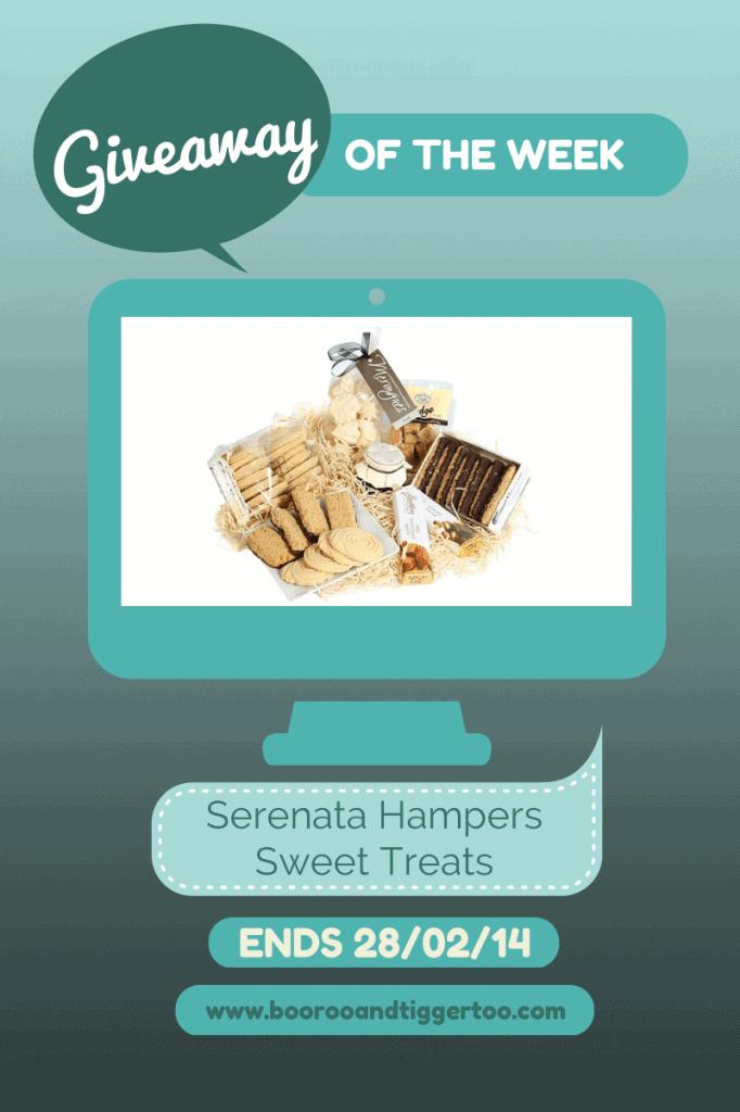 Giveaway - Serenata Hampers