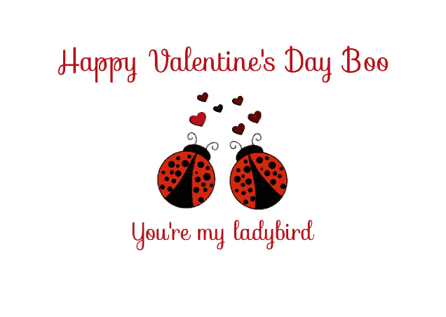 HP Bloggers - Valentines Day Card Boo