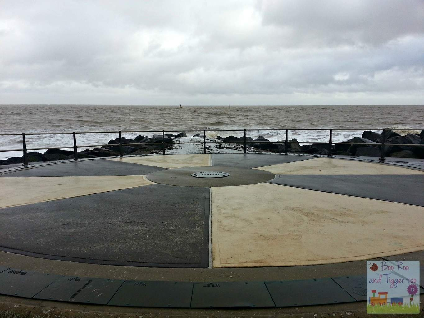 Ness Point, Lowestoft - Most Easterly point in the UK