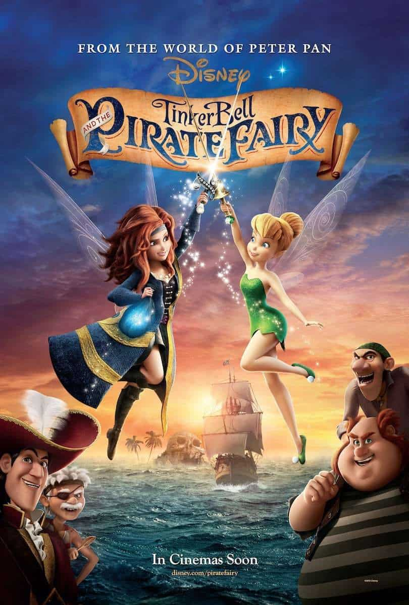 tinker bell and the pirate fairy review boo roo and