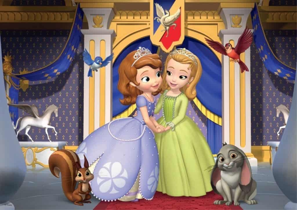 Disney Sofia The First Jigsaw Puzzle