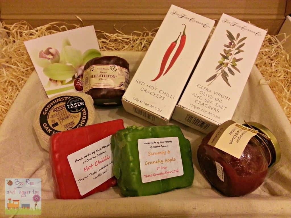 Serenata Hampers - Best of British Cheese